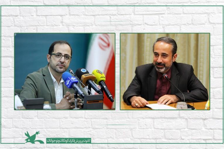 علیاکبرزاده،مدیرعامل کانون پرورش فکری شد