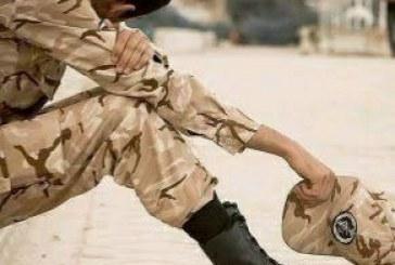 به سرباز وطن تعظیم کن آقای نماینده!