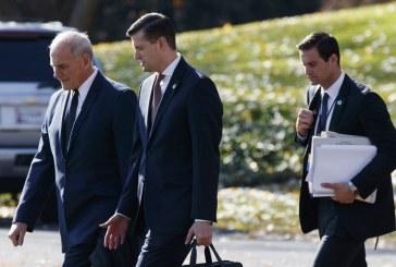 ادامه موج استعفاها در کاخ سفید